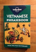LONELY PLANET - VIETNAMESE PHRASEBOOK