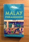 LONELY PLANET - MALAY PHRASEBOOK