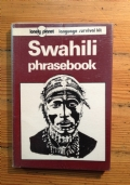 LONELY PLANET - SWAHILI PHRASEBOOK
