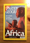 NATIONAL GEOGRAPHIC - AFRICA