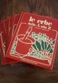 Le erbe dalla A alla Z - Cucina - Salute - Bellezza 5 volumi