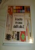 IL CUCITO IN CASA DALL'A ALLA Z-SELEZIONE DAL READER'S DIGEST-lavori di sartoria-sarta-stoffe-dalla-modelli-punti base-cucire