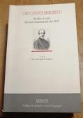 L'arco latino e il Risorgimento. Realtà ed echi dei moti mazziniani del 1857
