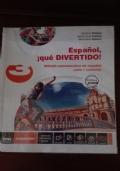 Español, ¡que divertido! Libro del alumno y cuaderno volume 3 + CD