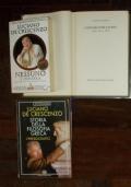 LOTTO 3 LIBRI LUCIANO DE CRESCENZO: BELLAVISTA, PRESOCRATICI, NESSUNO