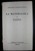LA MANDRAGOLA - CLIZIA