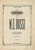 Scherzo in Sol Minore (G moll.) per organo (Op. 49, N. 2) M. 28 C. (II� Edizione)