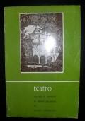 TEATRO - raccolta di commedie in dialetto anconitano