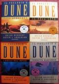 Il preludio a Dune - lotto libri romanzi saga fantascienza Casa Atreides Il Duca Leto I ribelli dell�Impero Vendetta Harkonnen Oscar Bestsellers RISTAMPA