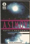 Tutti i racconti Volume primo Parte prima - libro fantascienza Oscar Bestsellers PRIMA EDIZIONE