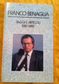 Saggi e articoli 1987-1989