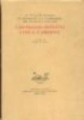 Carteggio inedito Tenca-Camerini (1853-1874)