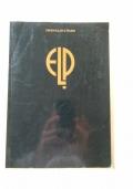 EMERSON LAKE & PALMER ELP - SPARTITI ORIGINALI-TRILOGY-PARTITURE-ACCORDI-TABLATURE-SONGBOOK-MUSIC SHEET-TESTI-MANTICORE 1978-PROGRESSIVE MUSIC