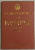 R.R.GROTTE DEMANIALI DI POSTUMIA PRESSO TRIESTE. 12 VEDUTE ARTISTICHE