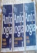 Lotto 3 libri ANTOLOGIA MODULI DI ITALIANO (MIT) Epica e mito , Comunicazione e testi , Poesia e teatro ( di Alberto Cristofori , Elena Gavazzi , Italo Rosato )