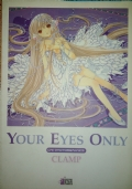Artbook Your Eyes Only (chobits)