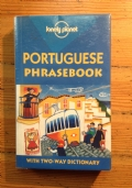 LONELY PLANET - PORTUGUESE PHRASEBOOK