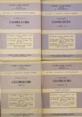 Georgiche - 4 volumi