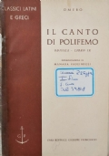 Il Canto di Polifemo,Odissea Libro IX