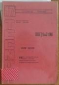 Disequazioni - volume 2 - 104 esercizi - Tecnos