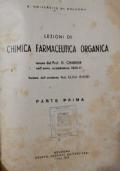 Lezioni di chimica farmaceutica organica