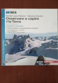 OSSERVARE E CAPIRE LA TERRA seconda edizione - edizione azzurra