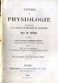 COURS DE PHYSIOLOGIE