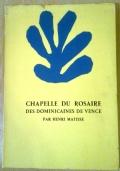 CHAPELLE DU ROSAIRE DES DOMINICAINES DE VENCE