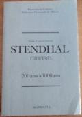 Stendhal 1783/1983 - 200 ans à 1000 ans