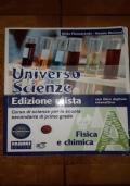 Universo Scienze - Volume A