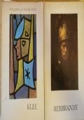 Klee + Rembrandt (Vollmer Kunstbucher)