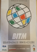 Borsa internazionale del turismo del mezzogiorno, Taormina 3-6 ottobre 1993