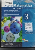 Nuova matematica a colori. Ediz. blu.Vol. 3: Equazioni, desequazioni e funzioni-Piano cartesiano, retta.
