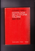 Sociologia della storia italiana 1981-1974