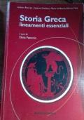 STORIA GRECA - LINEAMENTI ESSENZIALI