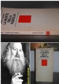 LA MORTE DELLA FAMIGLIA, DAVID COOPER, Einaudi 1981.