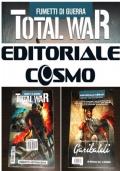 TOTAL WAR 4, EDITORIALE COSMO, Serie COSMO SERIE GIALLA, Maggio 2019.