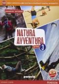 NATURA AVVENTURA ACTIVE 3 + DVD + libro Digitale
