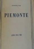 Piemonte -Anno 1930-VIII
