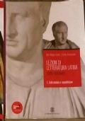 Lezioni di letteratura latina 1