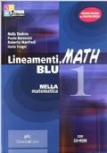 Lineamenti.math blu 1. Con prove INVALSI. Con espansione online. Con CD-ROM