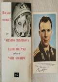 Bonjour Cosmos! Document inédit traduit du russe + carte postale vintage avec Youri Gagarine