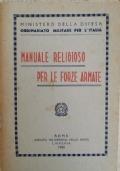 Manuale religioso per le forze armate