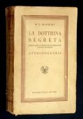 LA DOTTRINA SEGRETA - Sintesi della scienza, della religione e della filosofia - ANTROPOGENESI