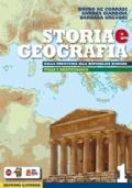 STORIA E GEOGRAFIA Dalla preistoria alla Repubblica romana (Italia e mediterraneo)