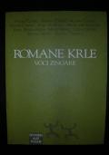 ROMANE KRLE - VOCI ZINGARE
