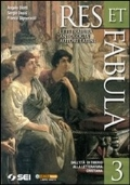 Res et fabula. Vol. 3: Dall'età di Tiberio alla letteratura cristiana.
