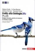 Invito alla biologia.blu. Plus. Biologia molecolare, genetica, evoluzione.