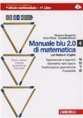 Manuale blu 2.0 di matematica. Vol. 4