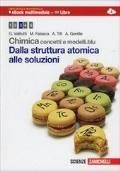 Chimica: concetti e modelli.blu. Dalla struttura atomica alle soluzioni.